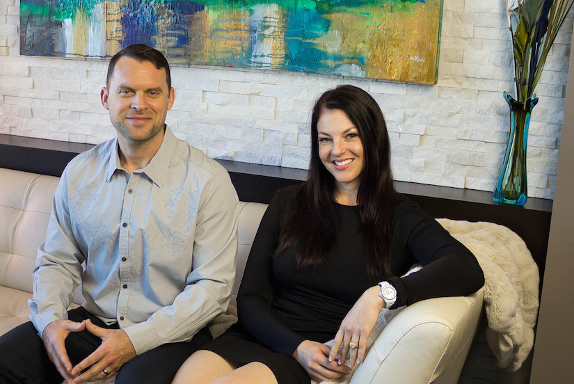 Lauren Stark & Travis Scholl - The Stark Team - Lake Las Vegas Real Estate Agents