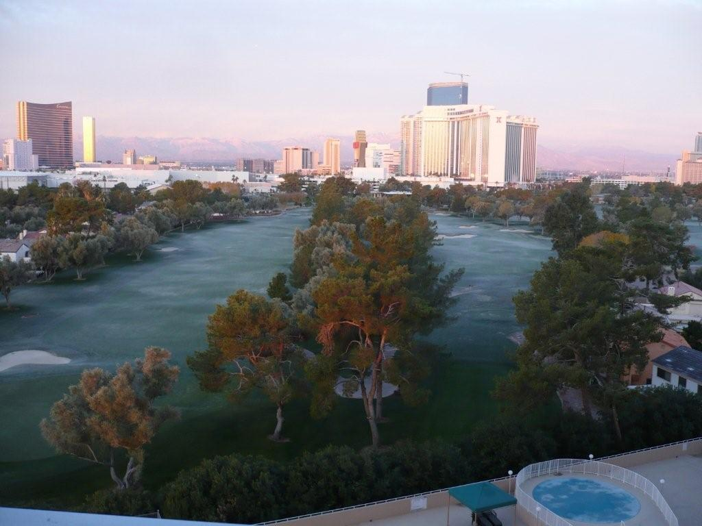 Las Vegas COuntry CLub Views from Regency Towers